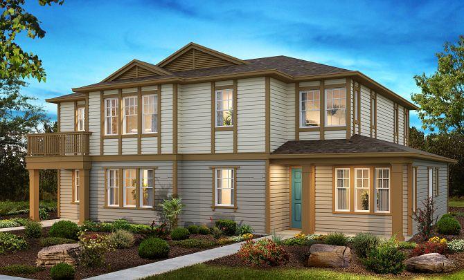 Sea House Plan 1 Elevation A