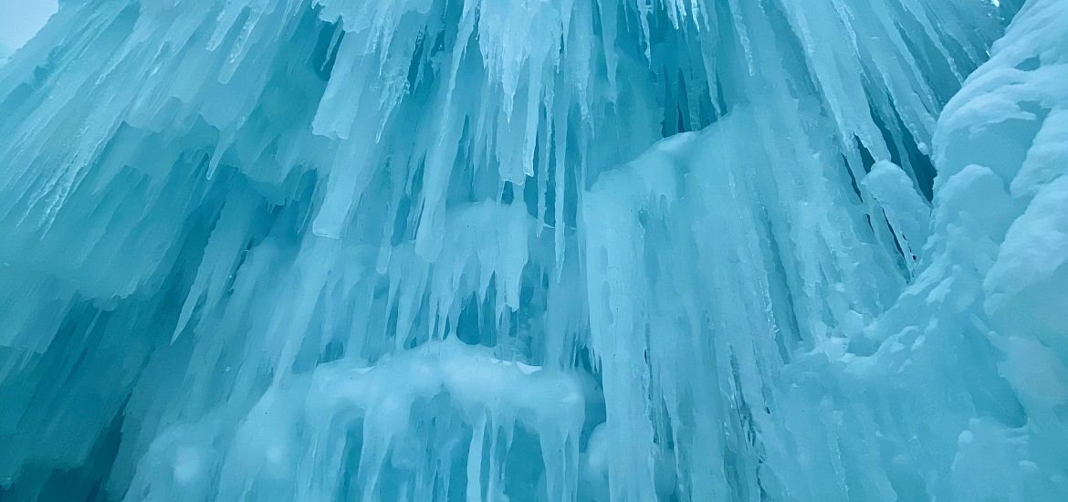 Ice Castles Colorado Mountains Getty Images
