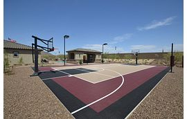 Vista Montana Plan 8403 Backyard