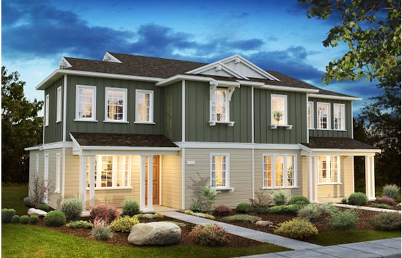 Sea House Plans 2 & 4 Elevation B