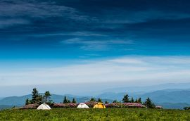 Tents Camping Mountains