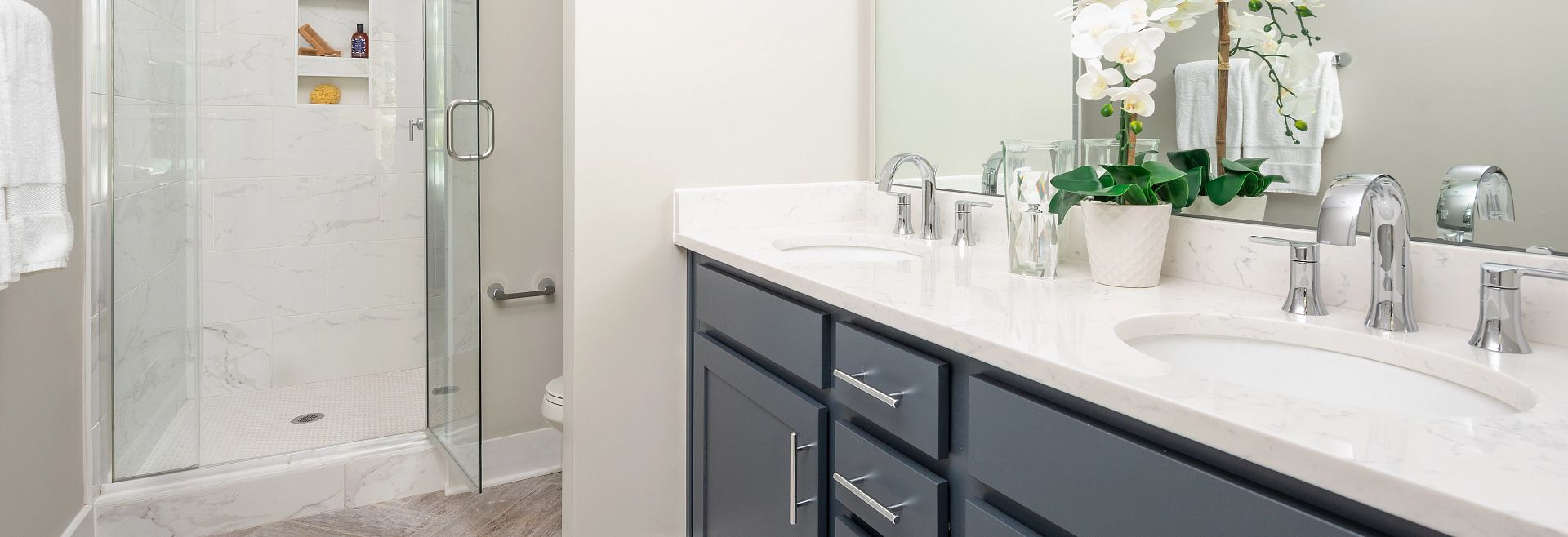 Cambria plan Owner's Bath