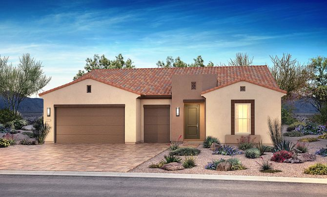Trilogy Sunstone Excite Exterior A Color Scheme 4