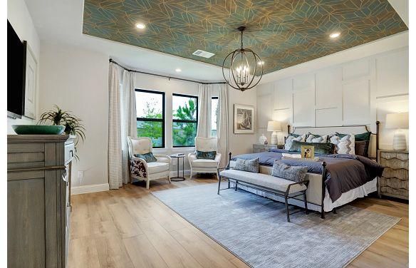 Harper's Preserve Plan 5029 Primary Bedroom