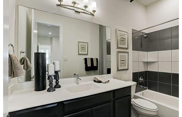 Del Bello Lakes Plan 6015 Guest Bath