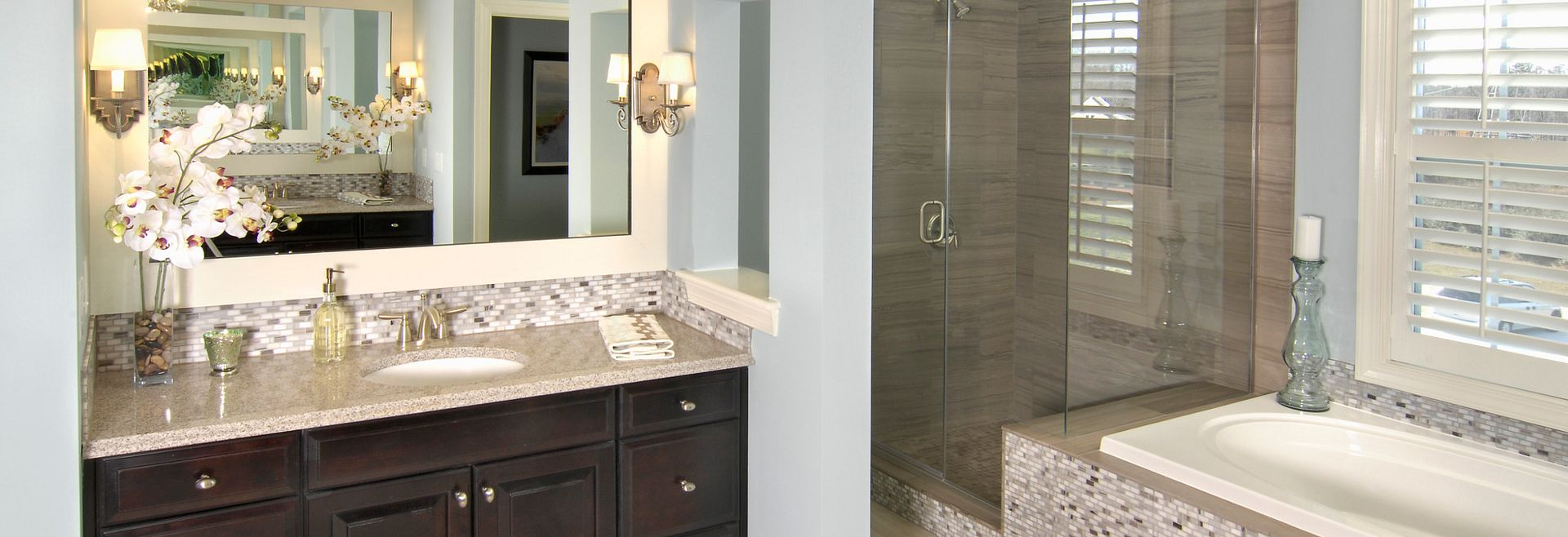 Silverado plan Owner's Bath