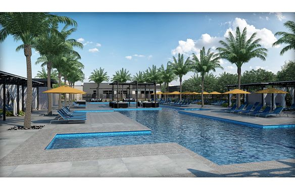Trilogy Sunstone Resort Pool Rendering