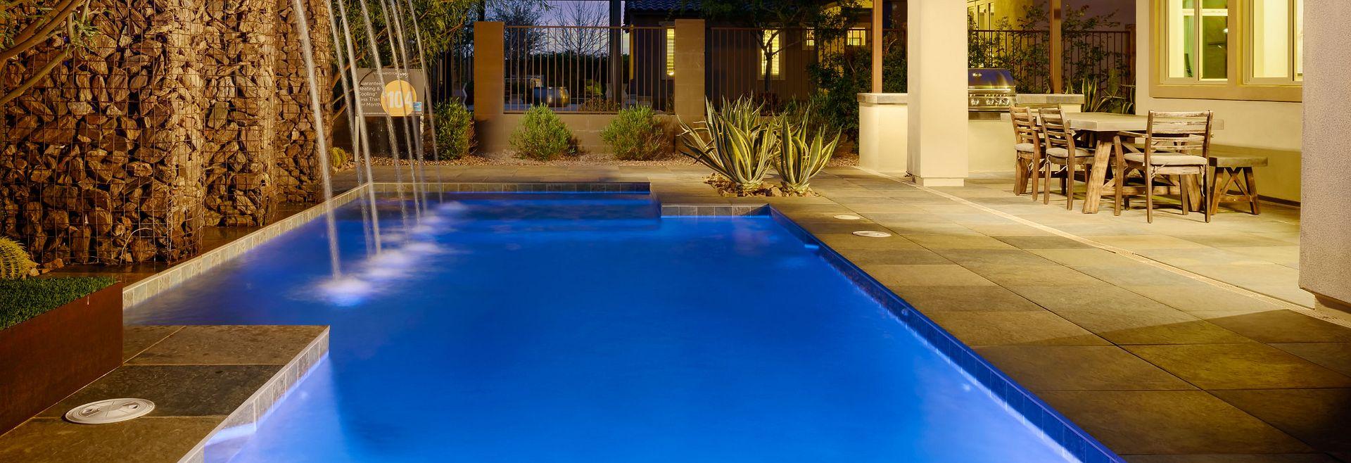 Ambition at Eastmark Backyard Pool