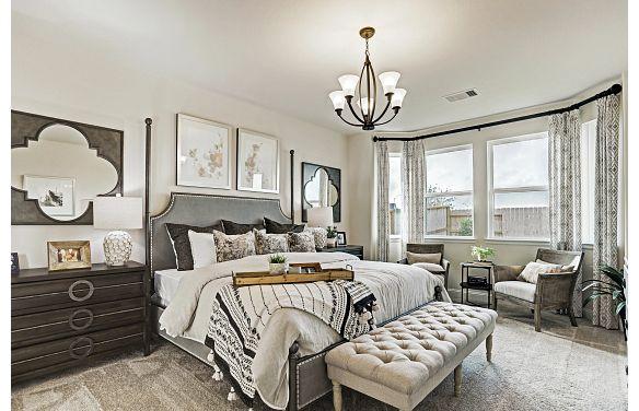 Del Bello Lakes Plan 4069 Primary Bedroom