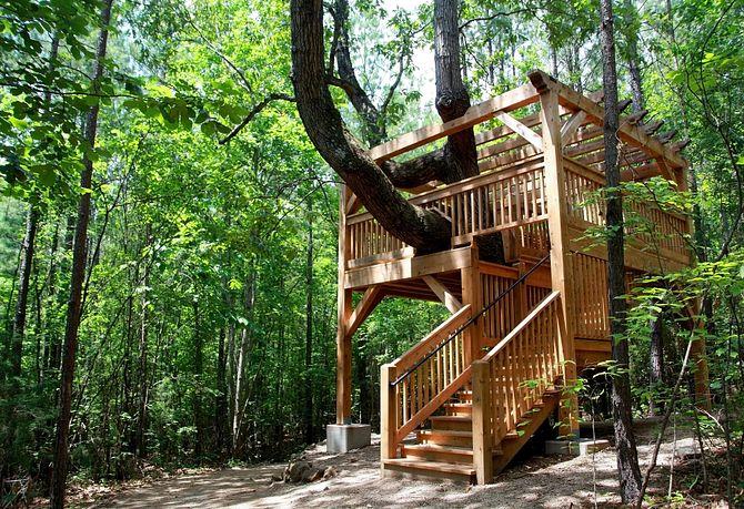 Carolina Treehouse