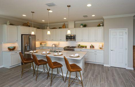 Trilogy Orlando Liberty Kitchen