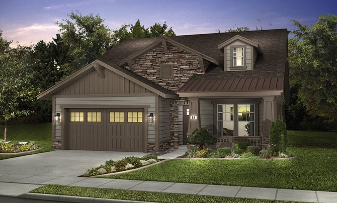 Trilogy at Lake Frederick Quick Move In Nice Exterior