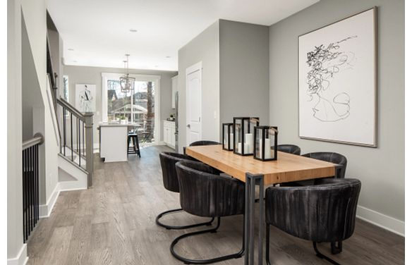 Cambria plan Kitchen & Dining