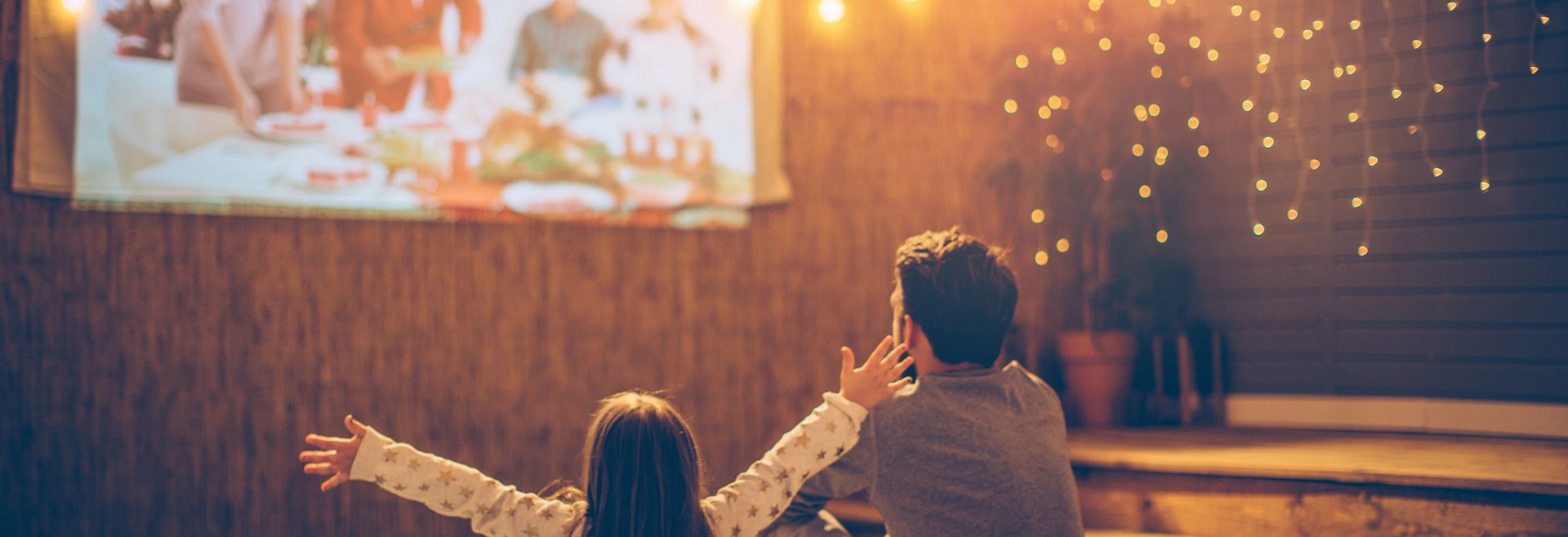 Summer Outdoor Movie Night Getty Images