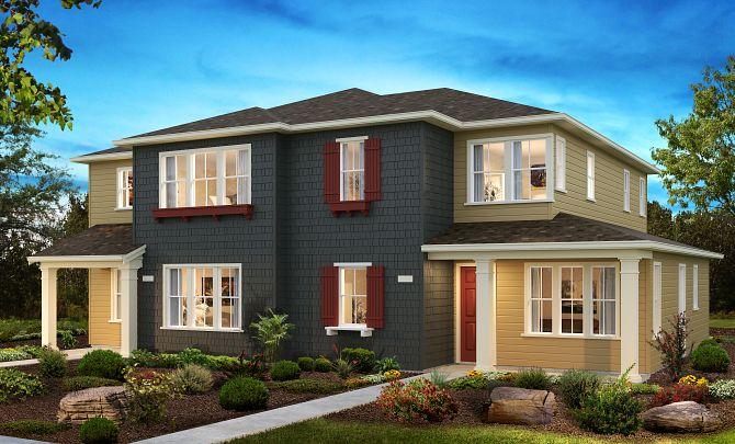 Sea House Plan 1 Elevation C