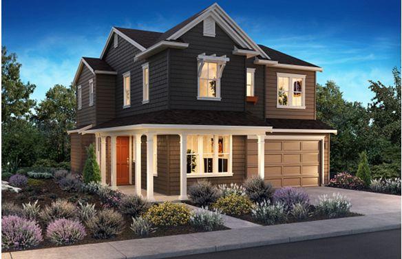 Beach House Plan 3 Elevation C