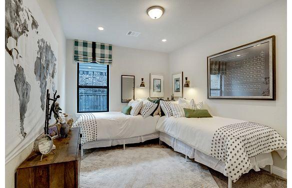 Harper's Preserve Plan 5029 Bedroom 4