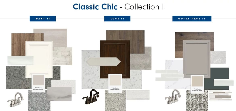 Trilogy Valor Design Joy Collage for Classic Chic