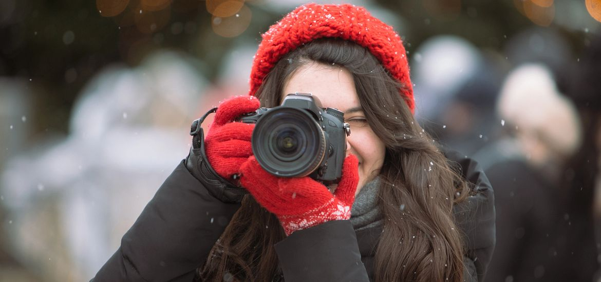 Woman Camera Photography Getty Images