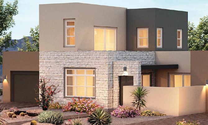 Trilogy Summerlin Splendor Exterior C