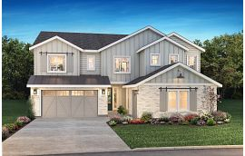 Exterior of the Walton Plan at Luxe at The Canyons in Castle Pines, CO