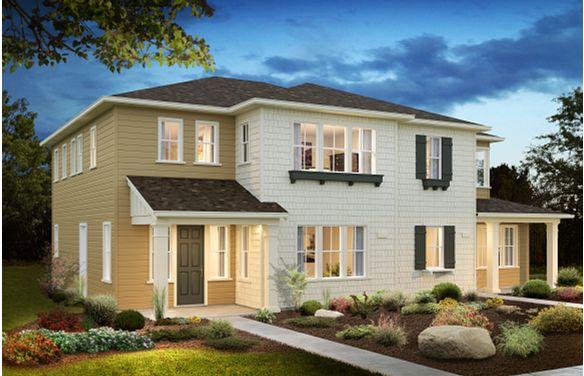 Sea House Plans 3 & 1 Elevation C