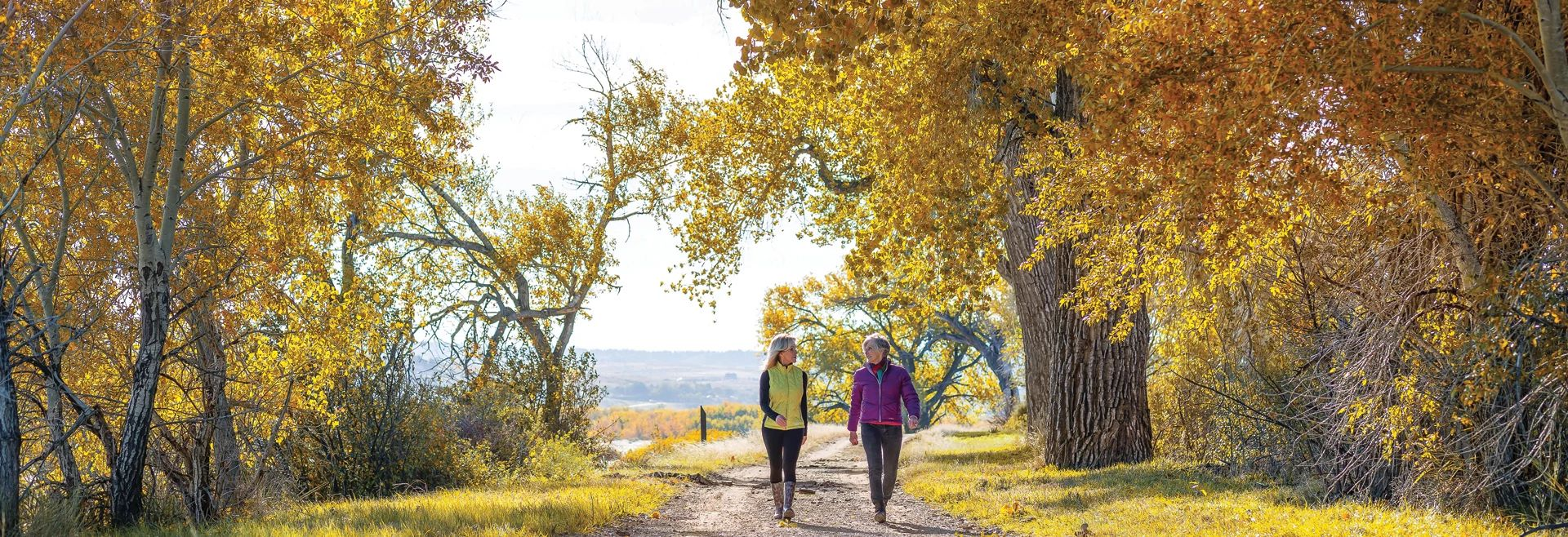 Solstice Lifestyle Friends Walking Trails