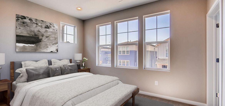 Crescendo Collection Master Bedroom