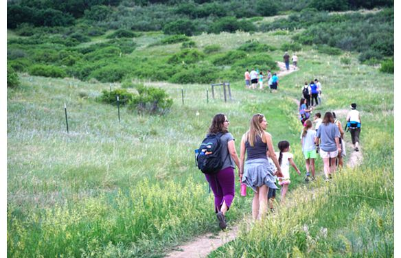 Lyric Nature Hike