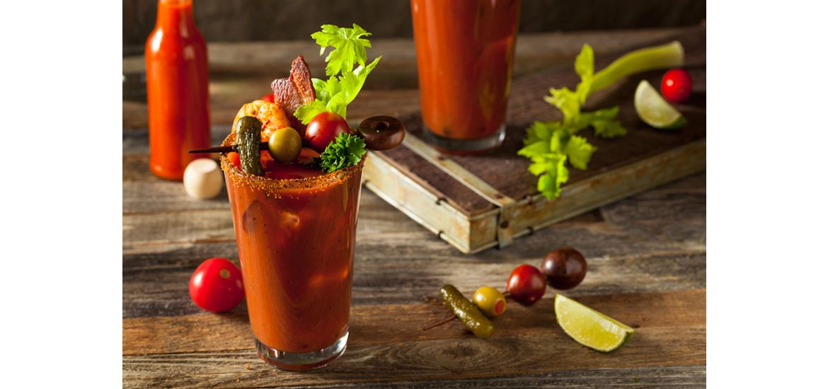 Blog Summer Cocktail Bloody Mary