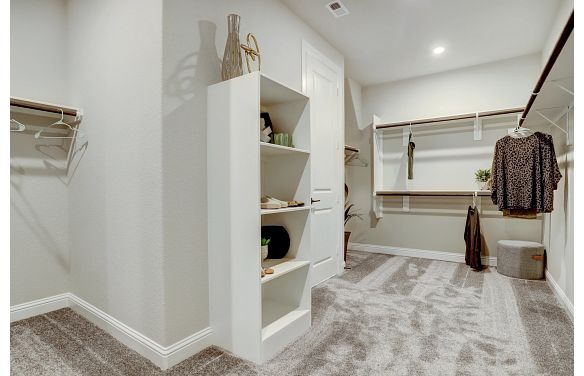 Harper's Preserve Plan 5029 Closet