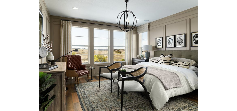 Stonehaven Master Bedroom