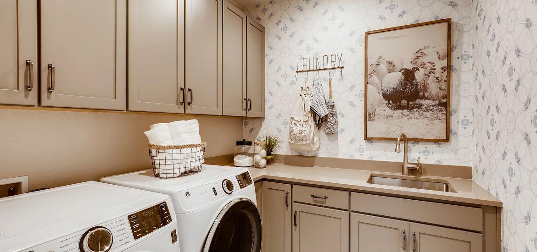 Solstice Harmony Imagine Laundry Room