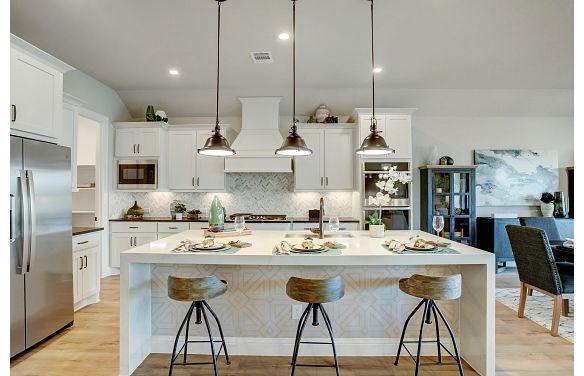 Harper's Preserve Plan 5029 Kitchen