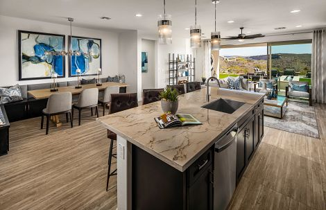 Trilogy Wickenburg Ranch Flourish Great Room