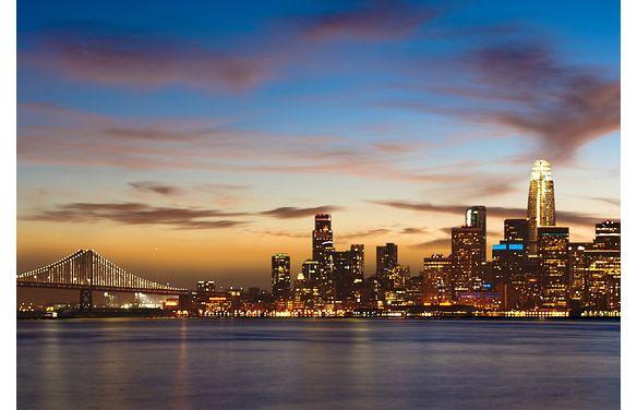 Skyline of San Francisco