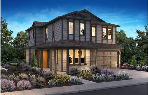 Beach House Plan 3 Elevation A