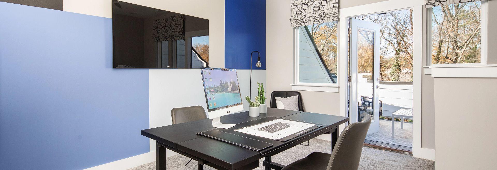 Rec Room & Rooftop Terrace
