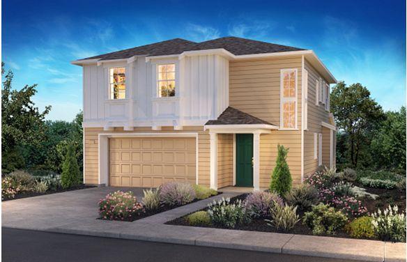 Beach House Plan 1 Elevation D