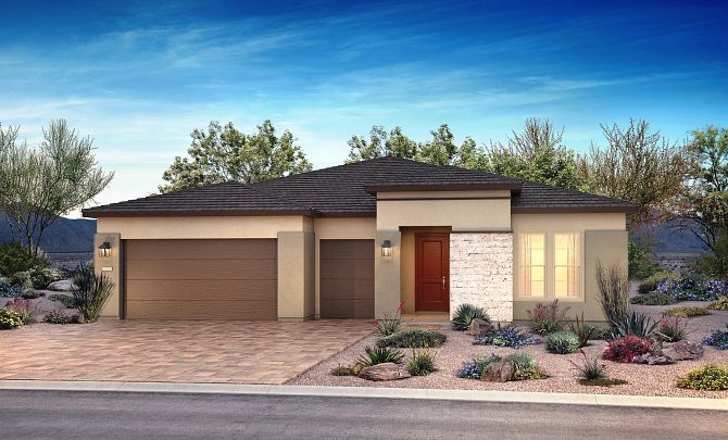 Trilogy Sunstone Excite Exterior B Color Scheme 8